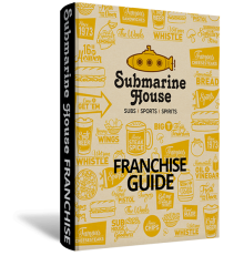 Bar and grill franchise ebook